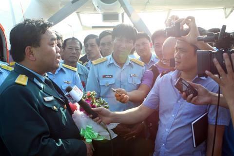 Bộ Quốc phòng thông tin về máy bay Casa 212 bị mất liên lạc  - ảnh 2