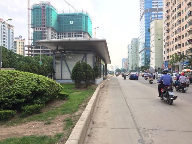 Hà Nội: Rà soát tuyến bus nhanh nghìn tỷ - ảnh 1