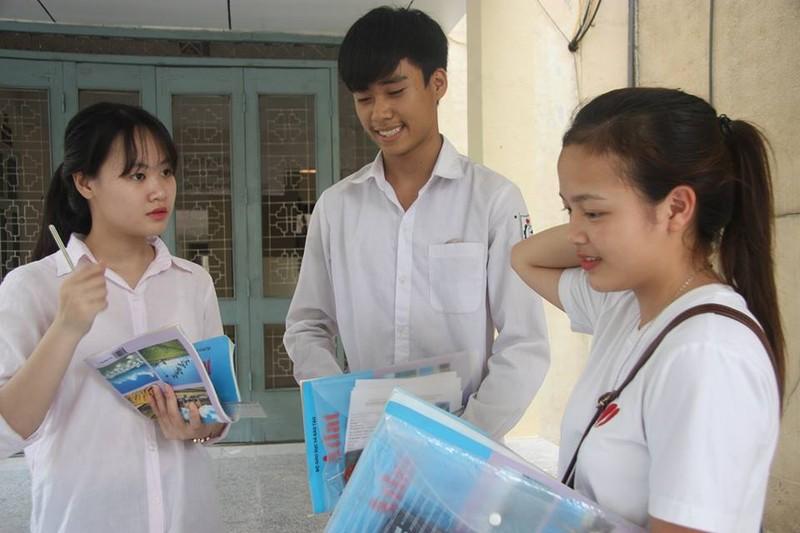 Nhận định đề thi môn địa lý: Học sinh khá mới kiếm được điểm 7  - ảnh 1