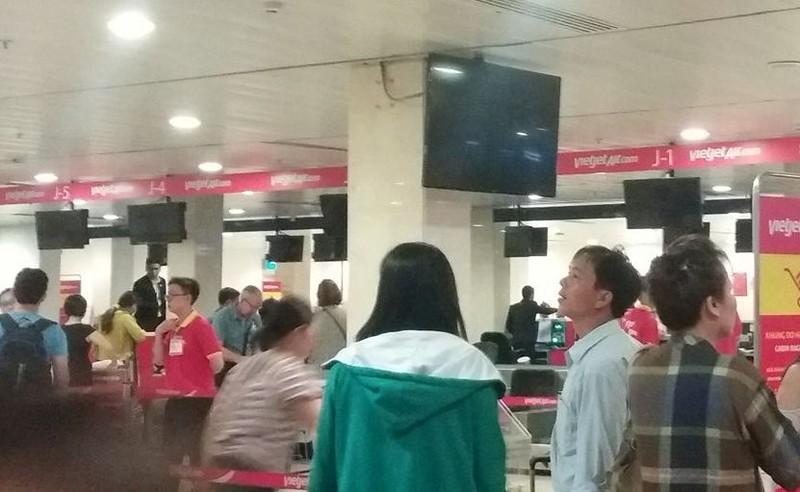 Bộ Công an vào cuộc điều tra sự cố thông tin tại hai sân bay - ảnh 5