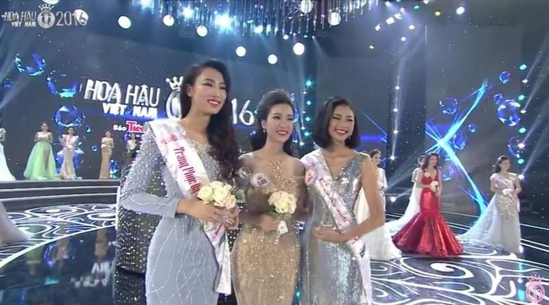 Trực tiếp: Đỗ Mỹ Linh đăng quang Hoa hậu Việt Nam 2016 - ảnh 11