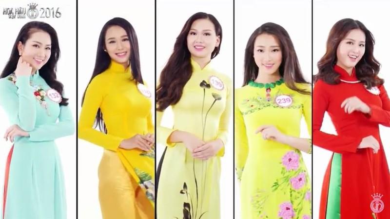 Trực tiếp: Đỗ Mỹ Linh đăng quang Hoa hậu Việt Nam 2016 - ảnh 104
