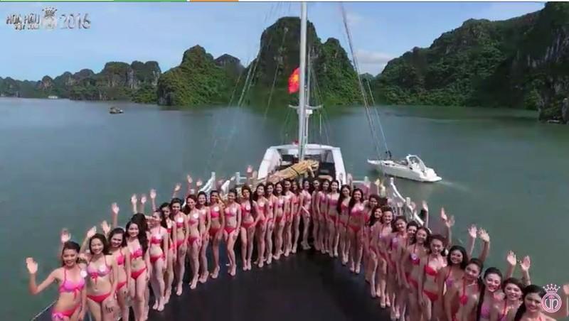 Trực tiếp: Đỗ Mỹ Linh đăng quang Hoa hậu Việt Nam 2016 - ảnh 84