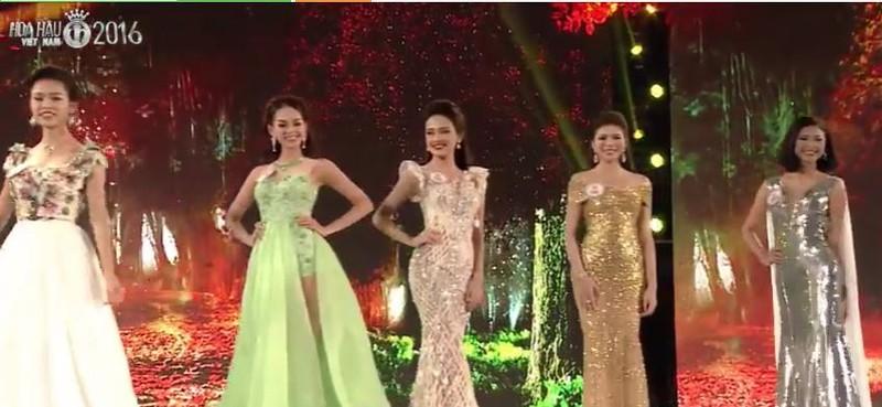 Trực tiếp: Đỗ Mỹ Linh đăng quang Hoa hậu Việt Nam 2016 - ảnh 30