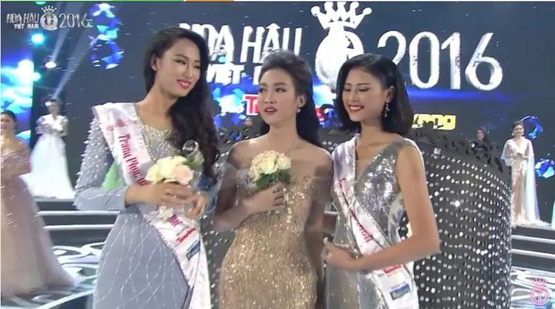 Trực tiếp: Đỗ Mỹ Linh đăng quang Hoa hậu Việt Nam 2016 - ảnh 10