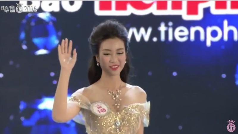 Trực tiếp: Đỗ Mỹ Linh đăng quang Hoa hậu Việt Nam 2016 - ảnh 6