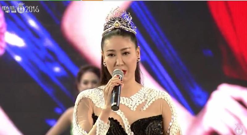 Trực tiếp: Đỗ Mỹ Linh đăng quang Hoa hậu Việt Nam 2016 - ảnh 24