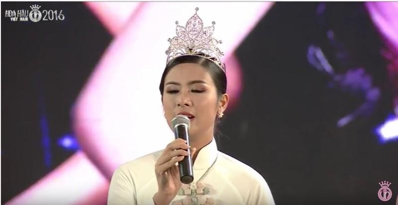 Trực tiếp: Đỗ Mỹ Linh đăng quang Hoa hậu Việt Nam 2016 - ảnh 25