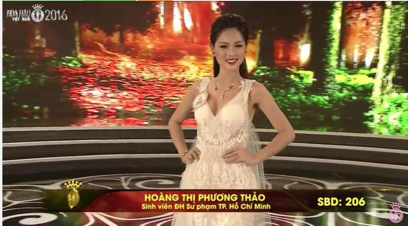 Trực tiếp: Đỗ Mỹ Linh đăng quang Hoa hậu Việt Nam 2016 - ảnh 41