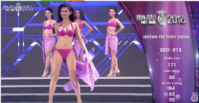 Trực tiếp: Đỗ Mỹ Linh đăng quang Hoa hậu Việt Nam 2016 - ảnh 62