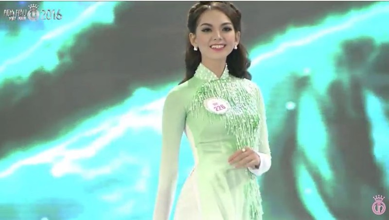 Trực tiếp: Đỗ Mỹ Linh đăng quang Hoa hậu Việt Nam 2016 - ảnh 88