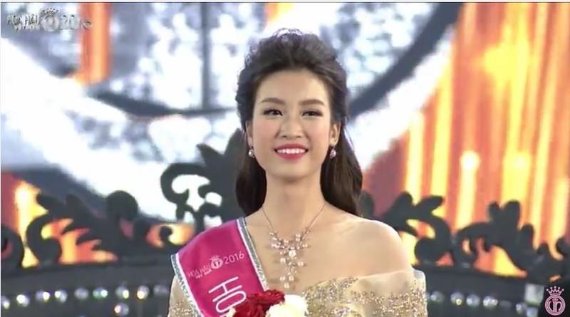 Trực tiếp: Đỗ Mỹ Linh đăng quang Hoa hậu Việt Nam 2016 - ảnh 4