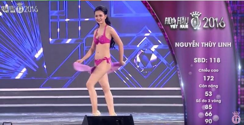 Trực tiếp: Đỗ Mỹ Linh đăng quang Hoa hậu Việt Nam 2016 - ảnh 61