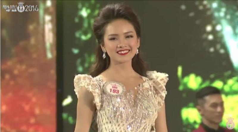 Trực tiếp: Đỗ Mỹ Linh đăng quang Hoa hậu Việt Nam 2016 - ảnh 40