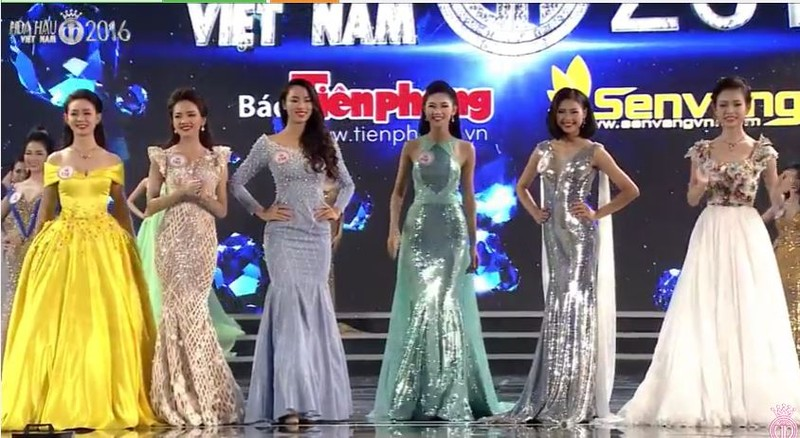 Trực tiếp: Đỗ Mỹ Linh đăng quang Hoa hậu Việt Nam 2016 - ảnh 27