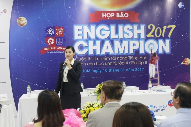 English Champion 2017 với giải thưởng lên đến 40 tỉ   - ảnh 1
