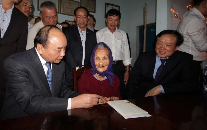 Thủ tướng gặp mặt nguyên lãnh đạo miền Trung  - ảnh 2