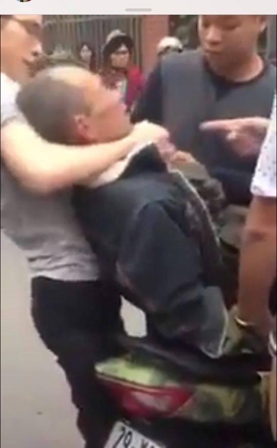 Công an vào cuộc vụ cựu binh 62 tuổi bị đánh - ảnh 1