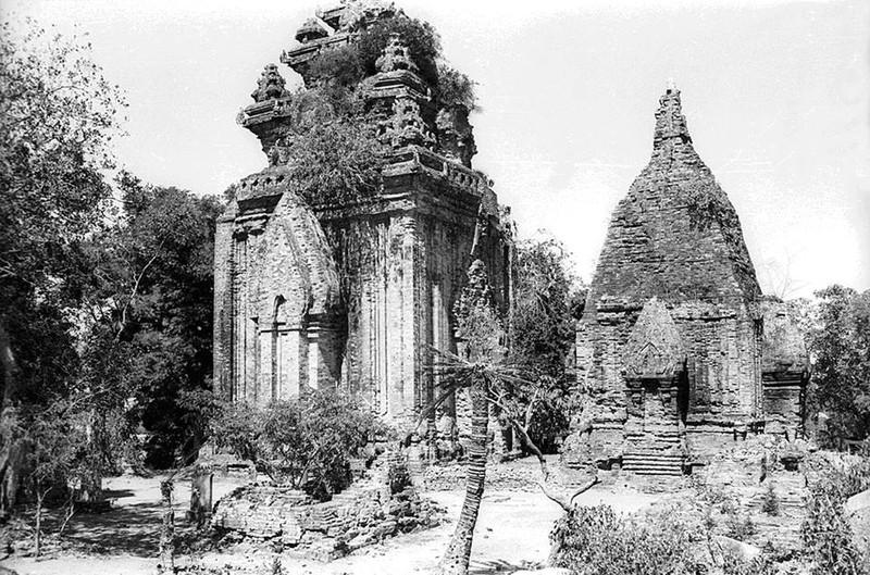 Bí ẩn tháp Chăm Po Inư Nagar  - ảnh 1