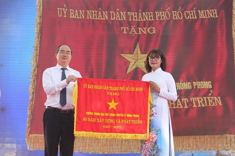 90 năm Petrus Ký-Lê Hồng Phong - ảnh 2
