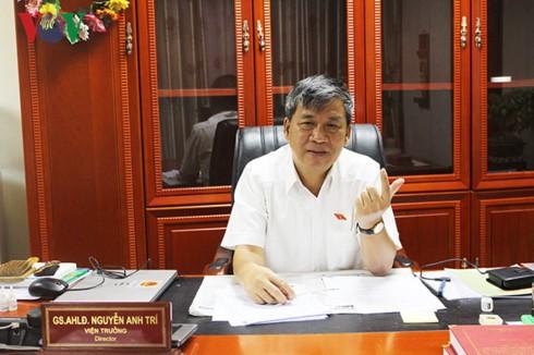 Vì sao bệnh nhân khóc khi chia tay BS Nguyễn Anh Trí? - ảnh 1
