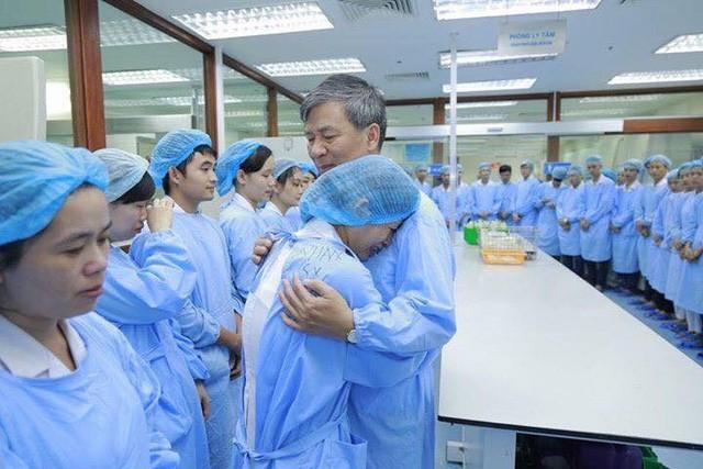 Vì sao bệnh nhân khóc khi chia tay BS Nguyễn Anh Trí? - ảnh 5