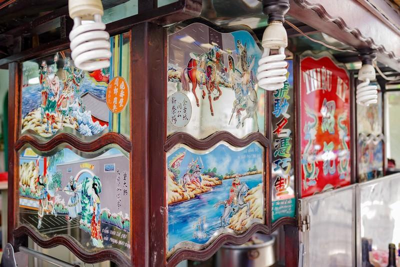 Tiệm mì 70 năm của người Hoa giữa lòng Sài Gòn - ảnh 10
