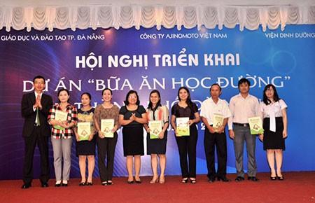 Đà Nẵng chuẩn hóa bữa ăn bán trú cho HS tiểu học - ảnh 2