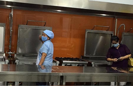 Khánh thành mô hình mẫu bếp ăn bán trú ở TP.HCM - ảnh 2