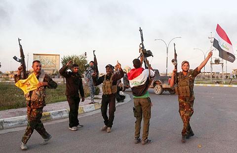 Nhà nước Hồi giáo bại trận thê thảm ở Tikrit  - ảnh 1