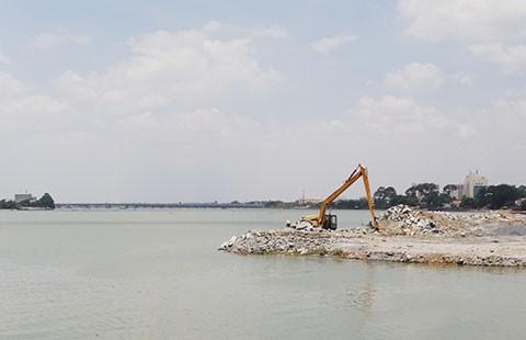 Thủ tướng sẽ xem xét vụ lấn sông Đồng Nai  - ảnh 1