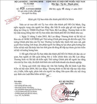 Chính phủ sẽ kiến nghị QH sửa luật để NLĐ được chọn hưởng BHXH một lần  - ảnh 1