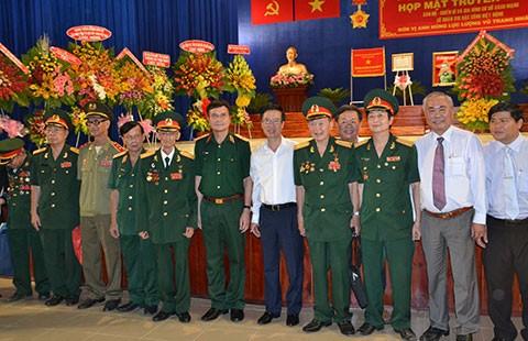 Lữ đoàn 316 Đặc công biệt động nhận danh hiệu Anh hùng LLVTND - ảnh 1