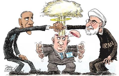 Kẻ thắng người thua trên bàn cờ hạt nhân Iran - ảnh 1