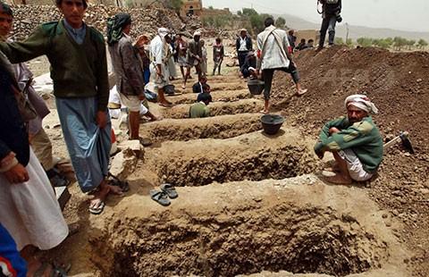 Nga đòi tạm ngưng ném bom Yemen - ảnh 1