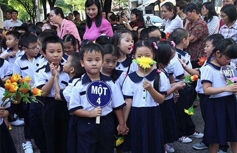 TP.HCM: Chính thức công bố kế hoạch tuyển sinh đầu cấp - ảnh 1
