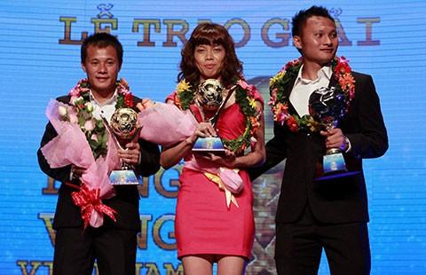 Quả bóng vàng VN: Thành Lương, Văn Quyết, Công Vinh vào 'chung kết' - ảnh 1