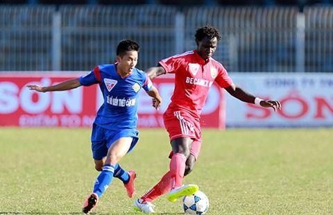 AFC Champions League 2015 bảng E: B. Bình Dương có 1 điểm - ảnh 1