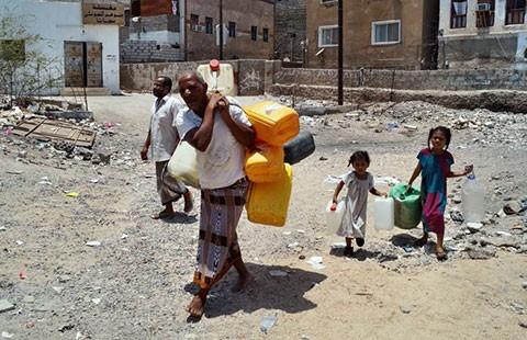 Nội chiến Yemen có nguy cơ quốc tế hóa - ảnh 1