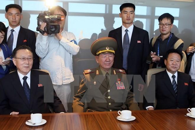 Ông Hwang Pyong-so trở thành nhân vật số hai của Triều Tiên - ảnh 1