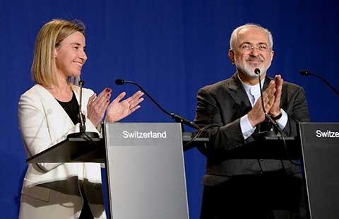 Iran đàm phán, Ấn Độ vớ bẫm - ảnh 1
