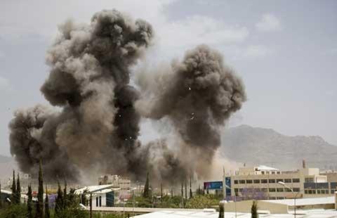 Mỹ chỉ trích Iran đứng sau quân nổi dậy Yemen - ảnh 1