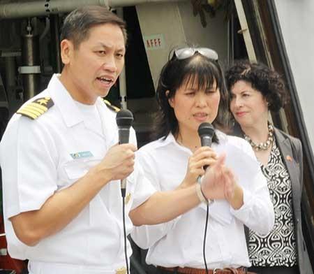 Phó tư lệnh Mỹ gốc Việt - ảnh 3