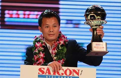 Quả bóng vàng Việt Nam năm 2014: Lương 'dị'… - ảnh 1