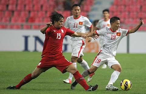 Việt Nam, Thái Lan và Indonesia cùng bảng F - ảnh 1