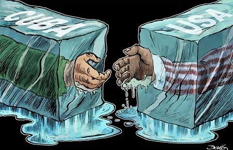 Obama đưa Cuba khỏi danh sách đen - ảnh 1