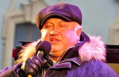 Nguyên nghị sĩ ủng hộ ông Yanukovych bị bắn chết - ảnh 1