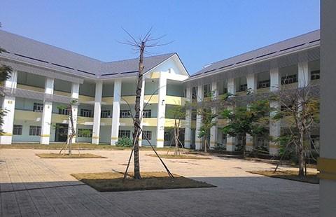 Trường bỏ hoang giữa lòng thành phố - ảnh 2