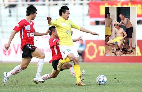 V-League sau vòng 10: Hà Nội T&T lâm nguy - ảnh 1
