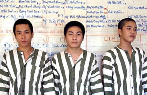 Bắt nhóm nghiện gây ra hàng chục vụ cướp giật - ảnh 1